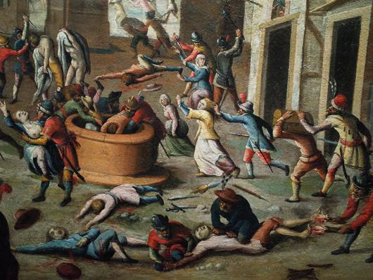Risultati immagini per jean maublanc peintre (1582-1629)